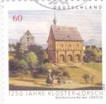 Stamps Germany -  1250 Aniversario de la abadía de Lorsch