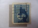 Sellos de America - Canadá -  IGy-AGy 1957 -(Scott/Canadá;376)