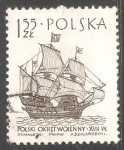 Sellos del Mundo : Europa : Polonia : Polski Okret wojenny