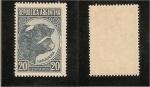 Stamps Argentina -  toro