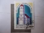 Stamps Belarus -  Belarus 1992
