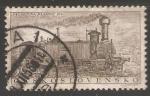 Stamps Czechoslovakia -  Lokomotiva Kladno
