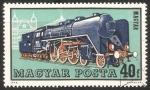 Sellos de Europa - Hungría -  Hungarian locomotive