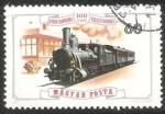 Sellos de Europa - Hungría -  Steam engine No. 17, 1885