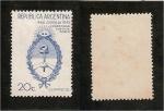 Stamps : America : Argentina :  revolucion 4 de junio