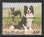 Sellos del Mundo : Oceania : Nueva_Zelanda : Perros