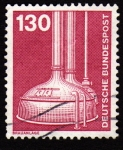 Stamps Germany -  COL-BRAUANLAGE