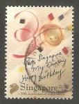 Sellos de Asia - Singapur -  741 - 30 Anivº de la Independencia