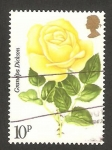 Stamps United Kingdom -  796 - rosa grandpa dickson