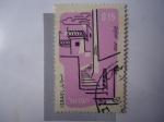 Stamps Israel -  Zefat