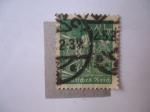 Stamps Germany -  Deutsches Reich. Agricultura.