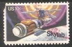 Sellos del Mundo : Europa : Estonia : Skylab
