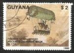 Stamps French Guiana -  French Testu Brissy