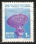 Stamps Hungary -  25th Anniv. of USSR-Hungary technical cooperation