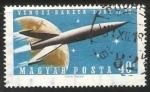 Sellos del Mundo : Asia : India : VENUS Raketa 1961 Sonda um Venus