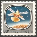 Sellos de Europa - Hungría -   Viking in space
