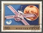 Stamps Hungary -  Mariner 4