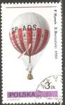 Sellos de Europa - Polonia -   F. Hynka, Z. Burzynski, 1933