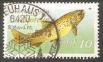 Sellos de Europa - Alemania -  Salmon