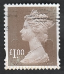 Stamps United Kingdom -  3788 - Elizabeth II