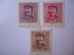 Stamps China -  Mao Tse-Tung - 1893-1976-República Popular-Emisiones regionales-EAST China -