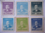 Sellos de Asia - China -  Sut Yat-Sen  (1866-1925)