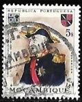 Sellos de Africa - Mozambique -  Mozambique-cambio
