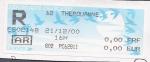 Stamps France -  Thérouanne - etiqueta postal