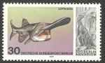 Sellos de Europa - Alemania -  Berlin - 515 - Aquarium del Zoo de Berlin
