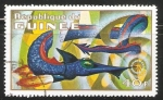Stamps : Africa : Guinea :  Pez