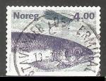 Sellos del Mundo : Europa : Noruega : Pez