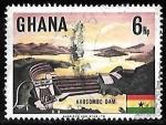 Sellos de Africa - Ghana -  Ghana-cambio