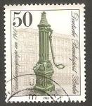 Sellos de Europa - Alemania -  Berlin - 650 - Fuente de la Plaza Klausener