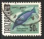 Stamps : Africa : Tanzania :  Tangu domo