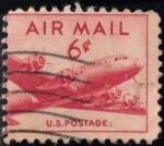 Sellos de America - Estados Unidos -  DC4