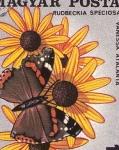 Sellos de Europa - Hungría -  flora y fauna