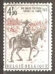Sellos de Europa - Bélgica -  Journee du timbre- Dia del sello