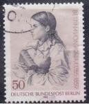 Sellos de Europa - Alemania -  Berlin - 693 - II centº del nacimiento de la escritora Bettina von Arnim