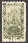 Sellos de Europa - Alemania -  Sarre - 111 - Fuente de San Juan en Sarrebruck