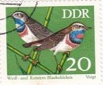 Sellos de Europa - Alemania -  1534 - Pájaros