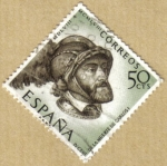 Stamps Europe - Spain -  Carlos I de España y V de Alemania