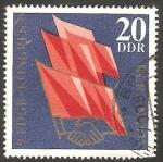 Sellos de Europa - Alemania -  1895 - 9º Congreso de la Unión de sindicatos