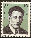 Stamps Germany -  2246 - Erich Baron