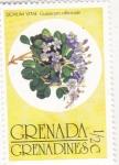 Stamps Grenada -  ramo de flores