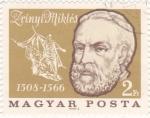 Sellos de Europa - Hungría -  Zrinyi Miklós