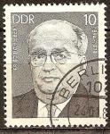 Stamps Germany -  2483 - Friedrich Ebert