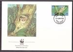 Sellos de Africa - Tanzania -  WWF