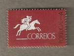 Stamps Europe - Portugal -  Correo a caballo
