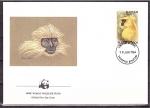 Sellos de Asia - Bhután -  WWF