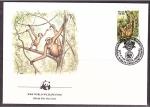 Sellos de America - Brasil -  WWF